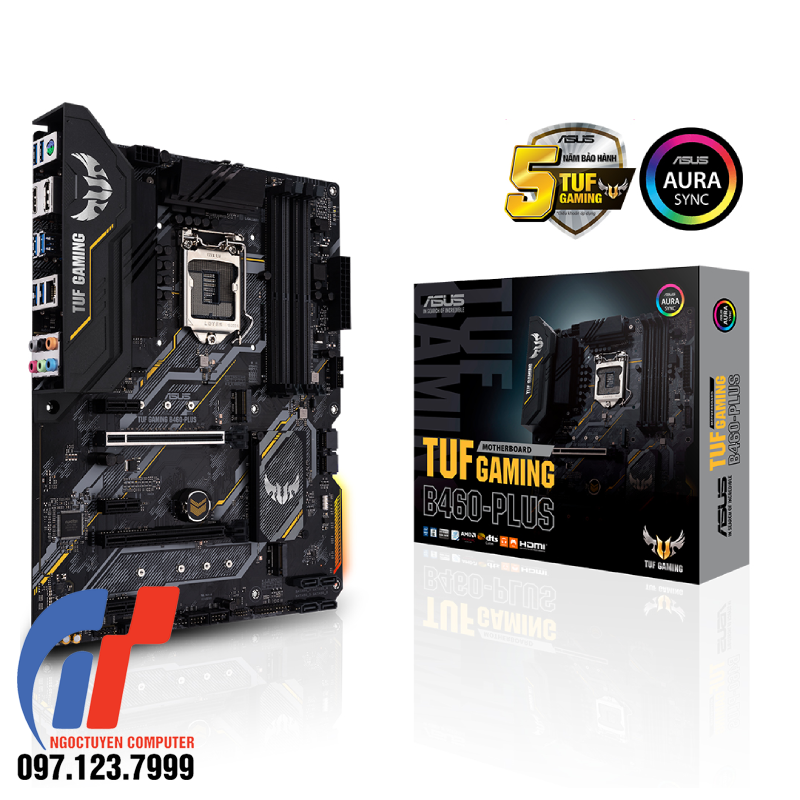 Mainboard TUF GAMING B460-PLUS