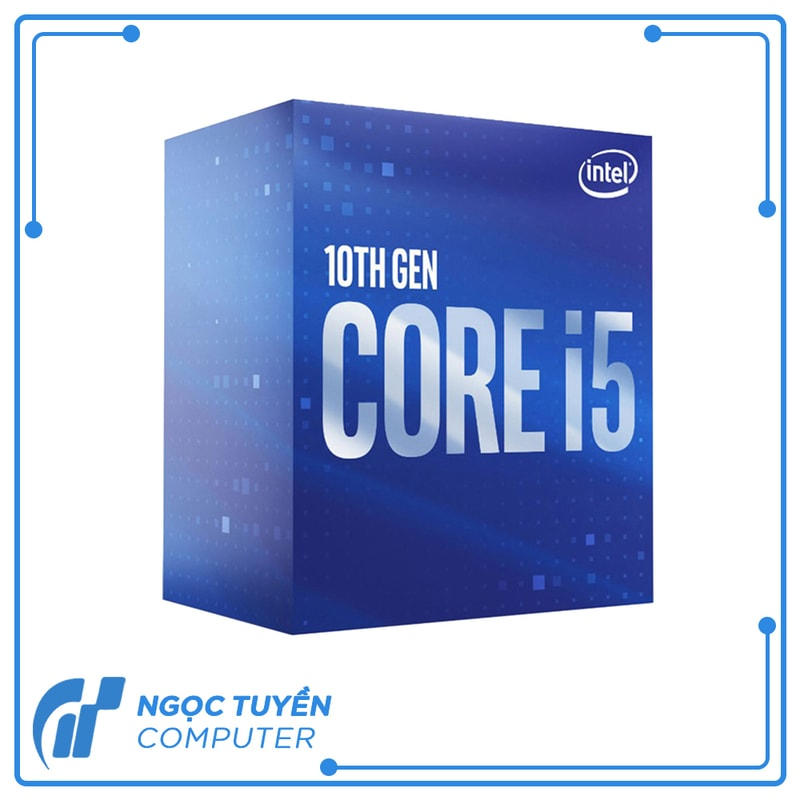 CPU Intel Core I5-10400 (2.90GHz up to 4.10GHz, 12MB Cache, 65W)