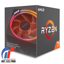 CPU AMD Ryzen 7 2700X 3.7 GHz (4.3 GHz with boost) / 20MB / 8 cores 16 threads / socket AM4 (Gold Edition)