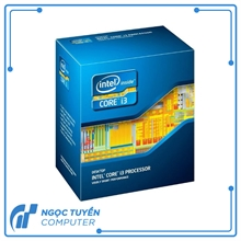 CPU – Intel® Core™ i3-4130 Processor (3M Cache, 3.40 GHz)