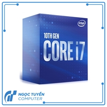 CPU Intel Core I7-10700 (2.90GHz up to 4.80GHz, 16MB Cache, 65W)